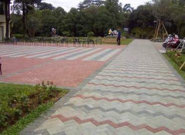 analisa paving block