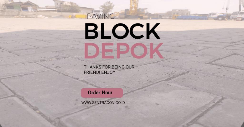 paving block depok